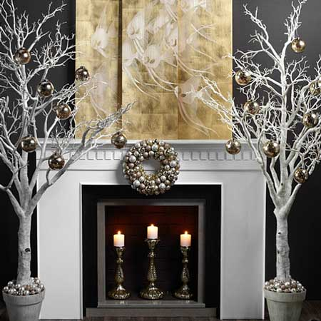top 5 best christmas decoration trends for 2016 - 2016 Christmas Decor Trends