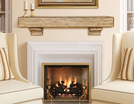 Upgrade Your Fireplace