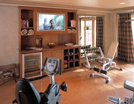 Home Gym Ambience